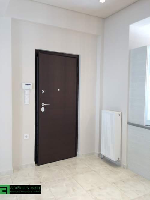 Θωρακισμενη Πορτα